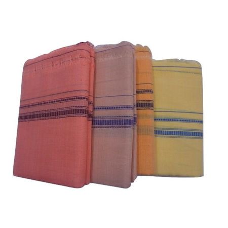 OSS406: Handloom Towel for Puja