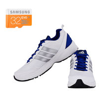 Buy Adidas/Reebok Men's Albis 1.0 Mesh Running Shoes with Samsung 32GB Memory card Just Rs. 1099, 10