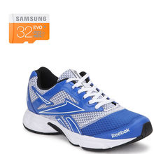 Buy Adidas/Reebok Men's Albis 1.0 Mesh Running Shoes with Samsung 32GB Memory card Just Rs. 1099, 8