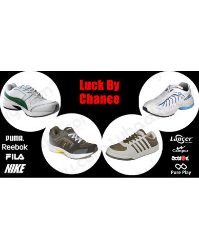 Luck Buy Chance Shoes just Rs 799 Only