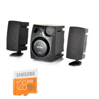 Intex Speaker 2.1 with Samsung Evo 128GB Memory Card At Just Rs. 1299