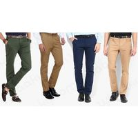 Buy 4 Chino Trousers Just Rs. 1299 only, 30