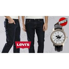 Buy Levis Jeans and Get Polo Club Watch Only Rs. 999, 36