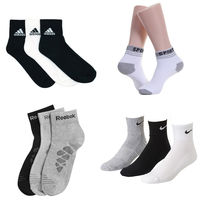buy 3 pairs branded socks in Rs 5 only