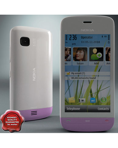 Buy Nokia C5-03 White at Rs 1999 Only