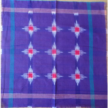 OSS498: Cotton Handkerchief of odisha.