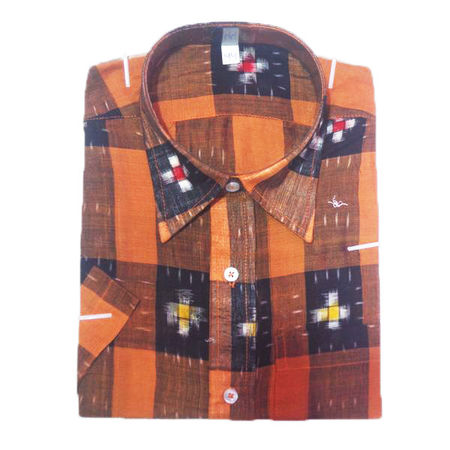 OSS8012: Best Cotton handwoven fabric shirts for special occassions