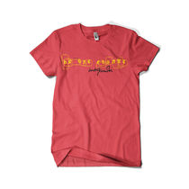 Be the Change, red, xl