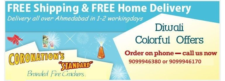 Free Delivery in Ahmedabad