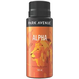 Park Avenue Alpha Body Deodorant, Men, 150ml