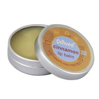 Omved Cinnamon Lip Balm - 8 gms