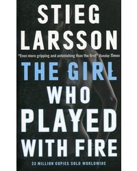 The Girl who Played with Fire- Book 2: 2015- 06- 08 (Millennium Trilogy)