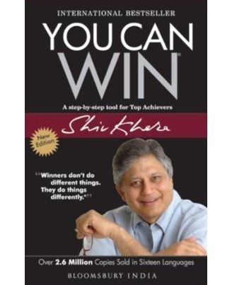 You Can Win: A Step By Step Tool for Top Achievers (English) price comparison at Flipkart, Amazon, Crossword, Uread, Bookadda, Landmark, Homeshop18