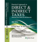 Practical Approach to Direct & Indirect Taxes, 34E