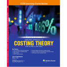 Simplified Approach to Costing Theory (For CA- Final) , 11E