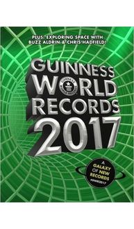 Guinness World Records 2017 Hardcover– 14 Sep 2016