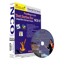 Class 5- NCO Olympiad preparation- (1 CD Pack)