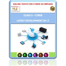 Class 3, Latest developments, Online test for Cyber Olympiad