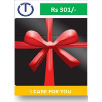 Gift Card- Rs 301