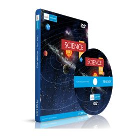 CBSE 8 Science (PCB, 1DVD Pack)