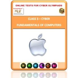 Class 3, Fundamentals of computers, Online test for Cyber Olympiad