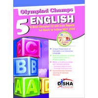 Class 5- Olympiad champs- English