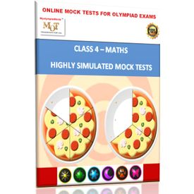 Online topic wise tests for IMO / Math Olympiad- Class 4