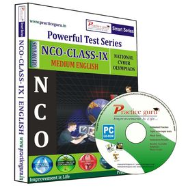 Class 9- NCO Olympiad preparation- Powerful test series (CD)
