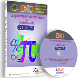 Class 7- IMO Olympiad preparation- (CD by iachieve)