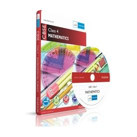 CBSE, Class 4, Mathematics (1 CD Pack)