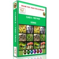 Class 6, Online test pack, Science