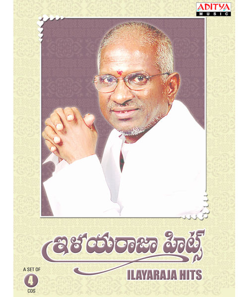 Hits of Ilayaraja (A Set of 4 Discs) from telugu films~ ACD