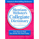 Merriam- Webster's Collegiate Dictionary, Eleventh Edition
