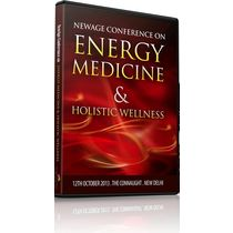 Conference On Energy Medicine & Holistic Wellness (Full) 4 DVD Set
