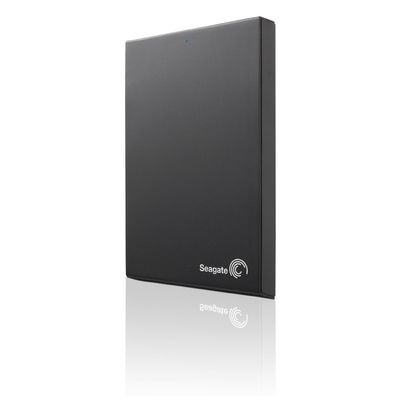 Seagate Expansion External Hard Disk 2.5 ,  black, 1tb