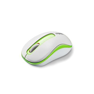 Rapoo M10 Wireless Mouse,  green