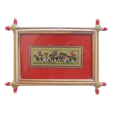OHP014: Unique handicrafts of odisha india now for shopping| Patachitra Painting shop
