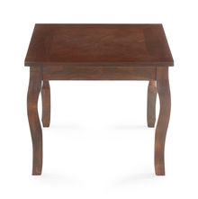 Larissa Side Table - @home by Nilkamal, Cappucino