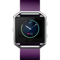 Fitbit Blaze Smart Fitness Watch Large, Plum