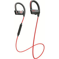 Jabra Sport Pace Wireless Earbuds, Red