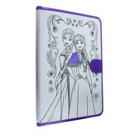 "Frozen 10"" Universal Folio Tablet Case Colour it in"