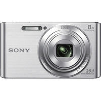 Sony DSC-W830 Digital Camera Silver