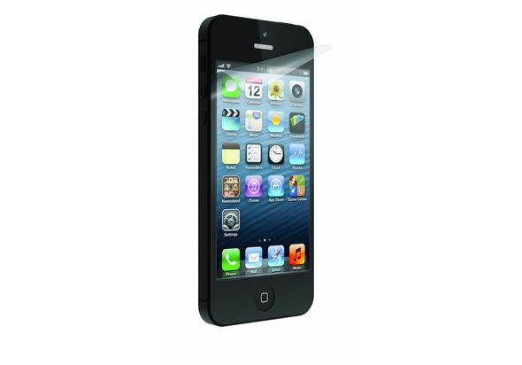 Cygnett TPU Impact Resistant Shield Screen Protector for iPhone 5