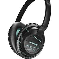 Bose SoundTrue Around-ear Headphones, Black Mint
