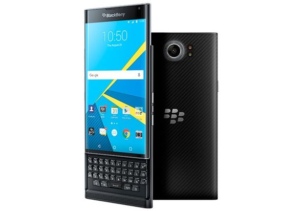 BlackBerry Priv Smartphone, Black