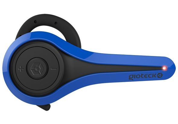 Gioteck LP-1 Bluetooth Chat Headset, Blue