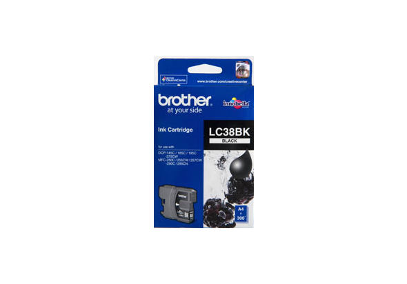Brother LC38BK-R