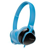 Creative HITZ MA2300 Headset for Music and Calls - Blue
