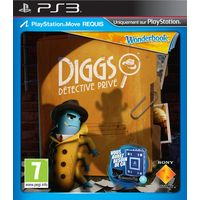 Wonderbook Diggs Nightcrawler for PS3