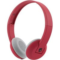 Skullcandy S5URHW-462 Uproar On-Ear Wireless Headphones Red